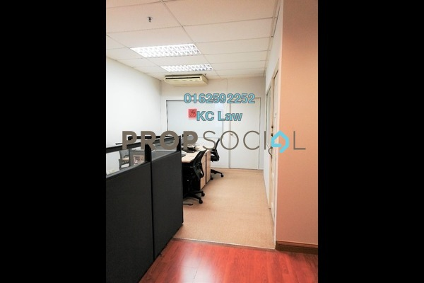 For Sale Office at Damansara Intan, Petaling Jaya Freehold Semi Furnished 0R/1B 490k