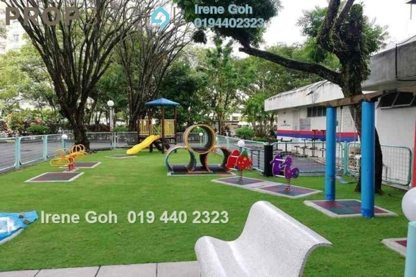 For Rent Condominium at 1 Persiaran Gurney, Gurney Drive Freehold Fully Furnished 3R/2B 2.8k