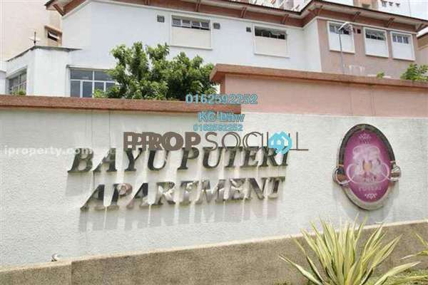 For Sale Condominium at Bayu Puteri, Tropicana Freehold Unfurnished 4R/2B 420k