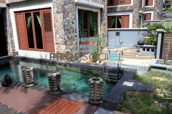 For Sale Bungalow at The Ara, Bangsar Freehold Semi Furnished 4R/5B 3.6m