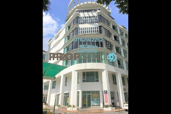 For Rent Office at 10 Boulevard, Bandar Utama Freehold Unfurnished 0R/0B 3.6k