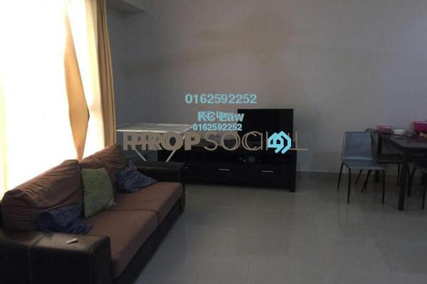 For Sale Serviced Residence at PJ8, Petaling Jaya Leasehold Fully Furnished 1R/1B 520k