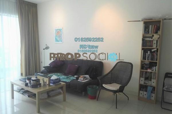 For Rent Condominium at Zehn Bukit Pantai, Bangsar Freehold Semi Furnished 3R/3B 5.4k