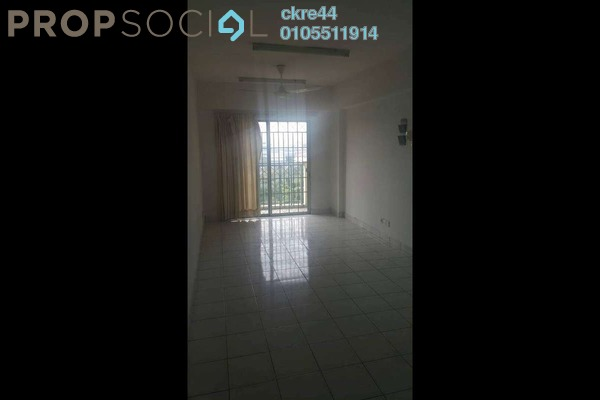 For Sale Condominium at Arena Green, Bukit Jalil Freehold Semi Furnished 3R/2B 370k