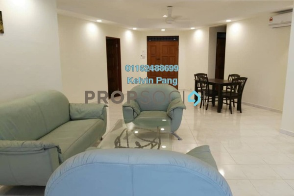 For Sale Condominium at Twin Towers, Tanjung Bungah Freehold Fully Furnished 3R/2B 710k
