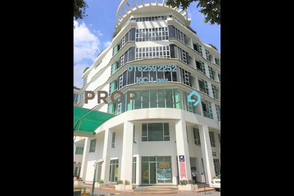 For Rent Office at 10 Boulevard, Bandar Utama Freehold Fully Furnished 4R/1B 3k