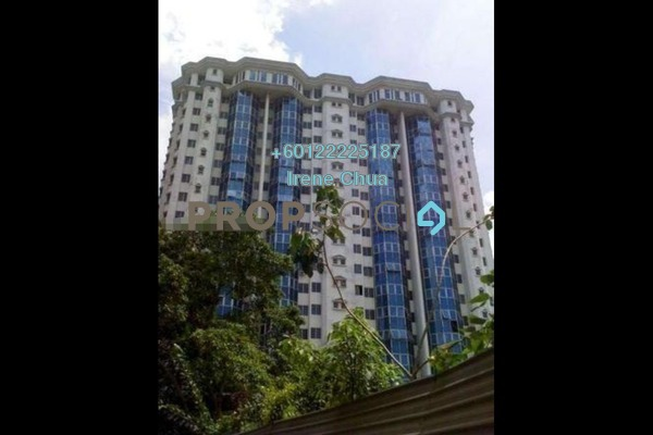 For Sale Condominium at Heritage, Setapak Freehold Fully Furnished 6R/4B 890k