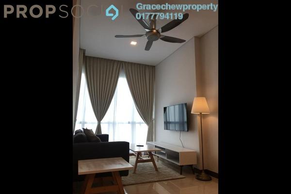 For Rent Condominium at Puteri Cove Residences & Quayside, Iskandar Puteri (Nusajaya) Freehold Fully Furnished 2R/1B 2.5k