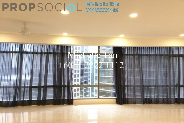For Sale Serviced Residence at Banyan Tree, KLCC Freehold Semi Furnished 3R/4B 5.5m