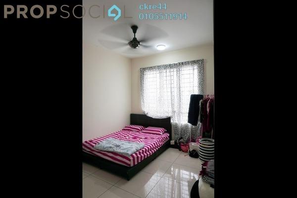 For Rent Condominium at Platinum Lake PV21, Setapak Freehold Fully Furnished 2R/2B 1.7k