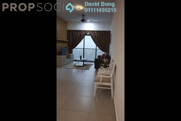 For Rent Condominium at D'Sands Residence, Old Klang Road Freehold Fully Furnished 3R/2B 2.8k