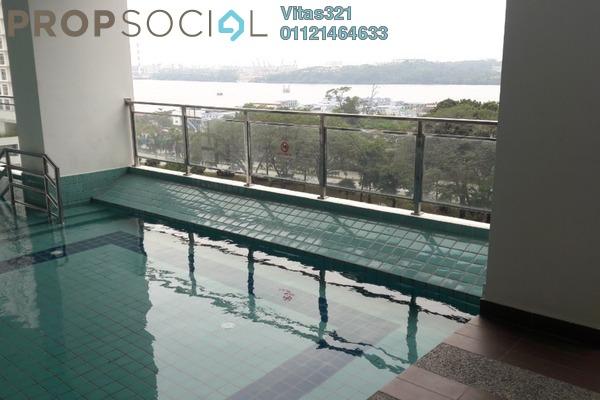 For Rent Condominium at Sky Habitat @ Meldrum Hills, Johor Bahru Freehold Semi Furnished 1R/1B 700translationmissing:en.pricing.unit