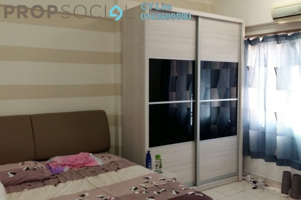 For Rent Apartment at Jalil Damai, Bukit Jalil Freehold Fully Furnished 3R/2B 1.2k