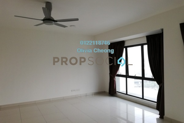 For Rent Apartment at 8 Kinrara, Bandar Kinrara Freehold Semi Furnished 3R/2B 1.9k