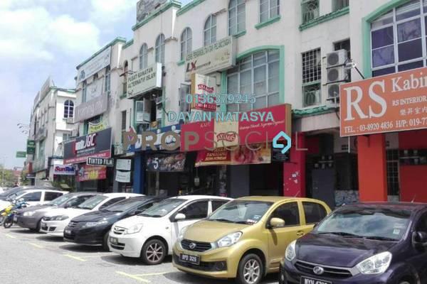 For Rent Office at Seksyen 9, Bandar Baru Bangi Freehold Fully Furnished 2R/1B 2.5k