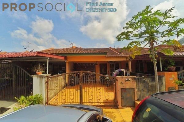 For Sale Terrace at Taman Matang Jaya, Sungai Buloh Freehold Unfurnished 2R/2B 380k