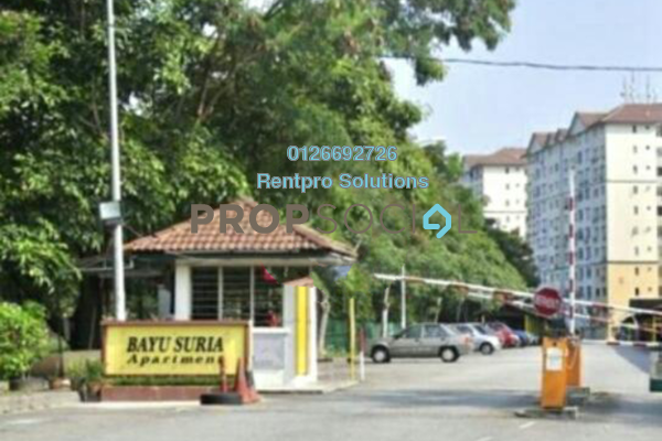 For Rent Apartment at Bayu Suria, Balakong Freehold Unfurnished 3R/2B 900translationmissing:en.pricing.unit