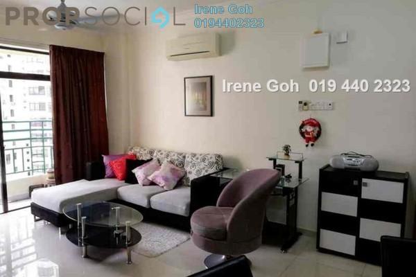 For Sale Condominium at Sunny Ville, Batu Uban Freehold Fully Furnished 2R/2B 560k