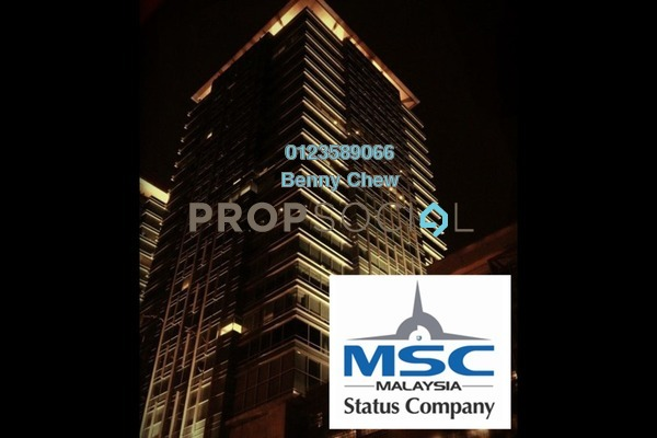 For Rent Office at Centrepoint, Mid Valley City Freehold Semi Furnished 0R/0B 17.5k