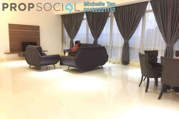 For Rent Serviced Residence at Banyan Tree, KLCC Freehold Fully Furnished 3R/4B 11k