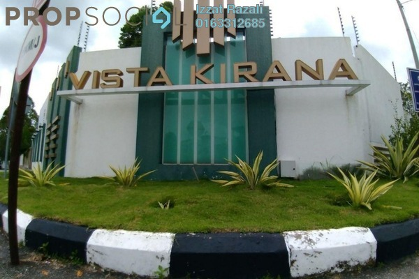 For Sale Semi-Detached at Vista Kirana, Ayer Keroh Freehold Fully Furnished 5R/3B 530k