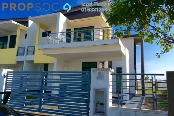 For Sale Semi-Detached at Vista Kirana, Ayer Keroh Freehold Unfurnished 5R/3B 560k
