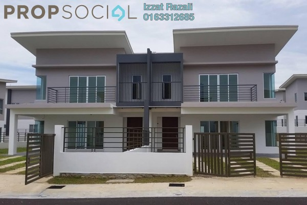 For Sale Semi-Detached at Pelangi Heights, Mantin Freehold Unfurnished 4R/4B 790k