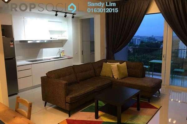 For Rent Condominium at Verdi Eco-dominiums, Cyberjaya Freehold Fully Furnished 2R/2B 2.8k