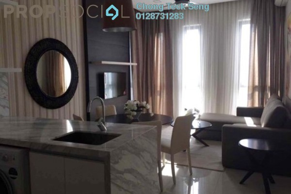 For Rent Serviced Residence at Icon Residence (Mont Kiara), Dutamas Freehold Fully Furnished 1R/1B 3k