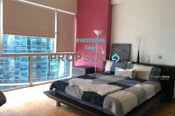 For Sale Condominium at Suasana Sentral Loft, KL Sentral Freehold Fully Furnished 1R/1B 1.1m
