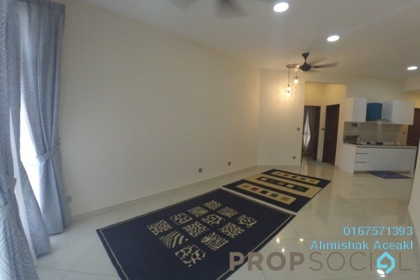 For Rent Condominium at J.dupion, Cheras Freehold Fully Furnished 3R/2B 2.5k