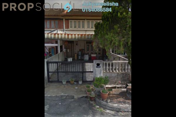 For Rent Terrace at Bandar Perai Jaya, Seberang Jaya Freehold Semi Furnished 4R/3B 2k