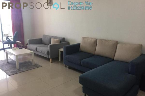 For Rent Condominium at Sri Putramas II, Dutamas Freehold Unfurnished 3R/2B 2k