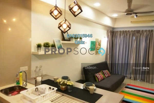 For Sale Condominium at Gaya Bangsar, Bangsar Freehold Fully Furnished 1R/1B 650k