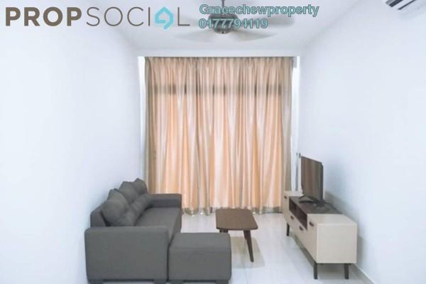 For Rent Serviced Residence at Green Haven, Johor Bahru Freehold Fully Furnished 0R/1B 1.8k