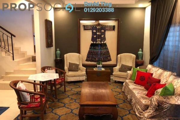 For Sale Condominium at The Peak, Cheras South Freehold Semi Furnished 5R/5B 1.43m