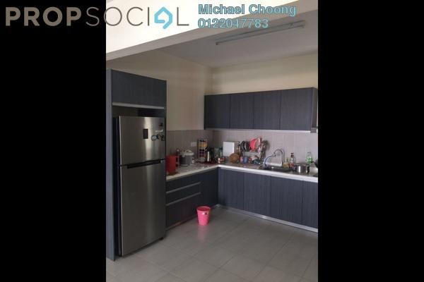 For Rent Condominium at Koi Kinrara, Bandar Puchong Jaya Freehold Semi Furnished 3R/3B 1.2k