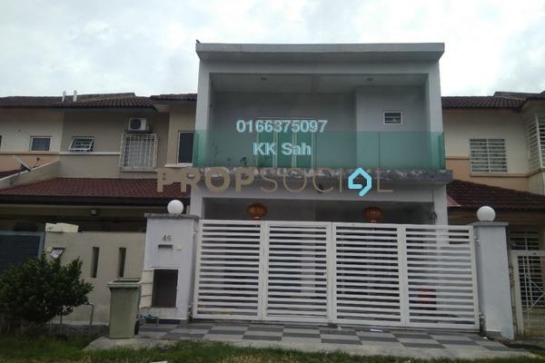 For Sale Link at Section 2, Bandar Mahkota Cheras Freehold Fully Furnished 4R/4B 688k