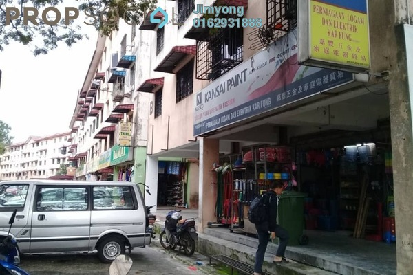 For Rent Shop at Suria Apartment, Damansara Damai Freehold Unfurnished 1R/1B 2k