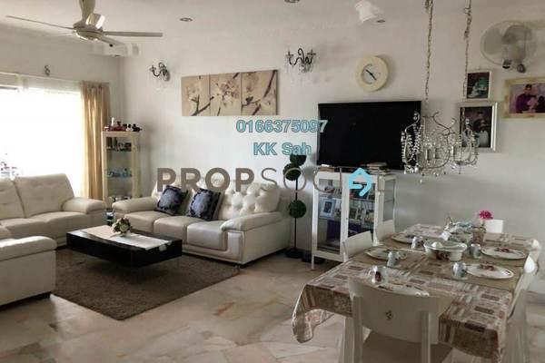 For Sale Terrace at Section 3, Bandar Mahkota Cheras Freehold Fully Furnished 4R/4B 680k