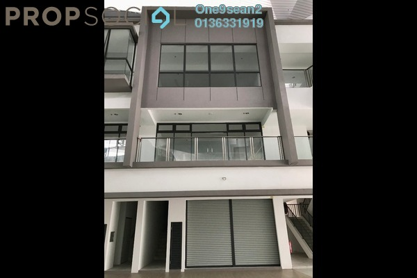 For Rent Office at Sunsuria 7th Avenue, Setia Alam Freehold Unfurnished 0R/1B 1.6k