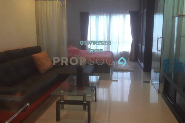 For Rent Serviced Residence at Windsor Tower, Sri Hartamas Freehold Fully Furnished 1R/1B 2.1k