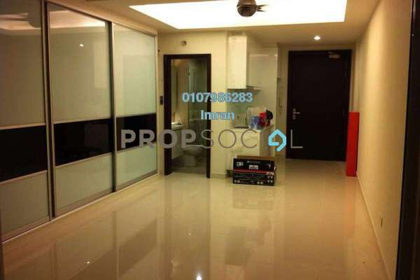 For Sale Serviced Residence at Chelsea, Sri Hartamas Freehold Fully Furnished 0R/1B 380k