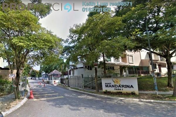 For Sale Terrace at Bukit Manda'rina, Cheras Freehold Fully Furnished 4R/3B 1m