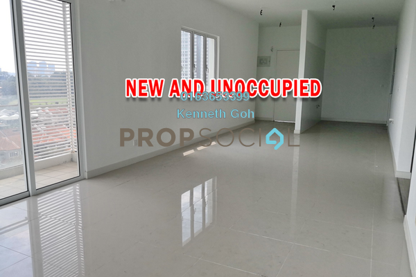 For Sale Condominium at Le Yuan Residence, Kuchai Lama Freehold Unfurnished 4R/3B 820k