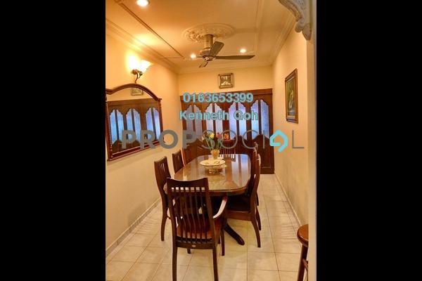 For Sale Condominium at BK5, Bandar Kinrara Freehold Semi Furnished 4R/3B 870k