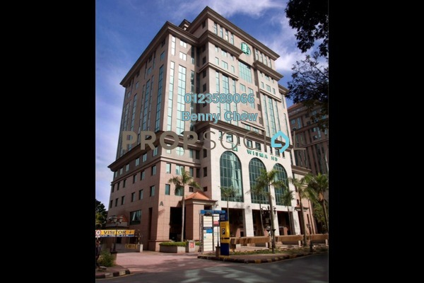 For Rent Office at Wisma HB, KLCC Freehold Semi Furnished 0R/0B 5.99k