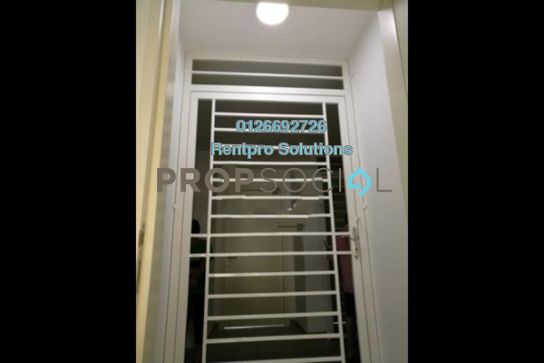 For Rent Condominium at The Holmes, Bandar Tun Razak Freehold Semi Furnished 3R/2B 1.5k