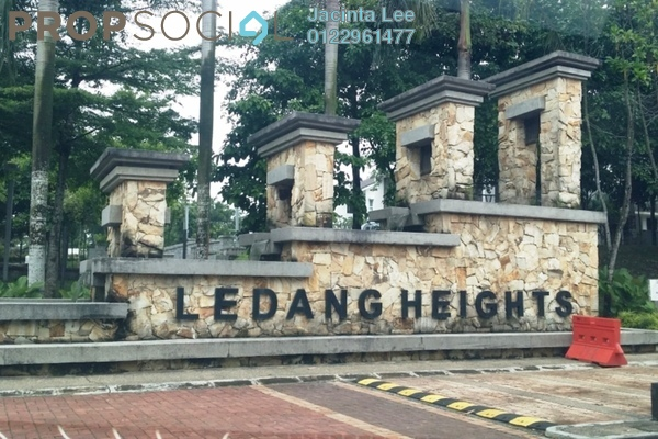 For Sale Bungalow at Ledang Heights, Iskandar Puteri (Nusajaya) Freehold Semi Furnished 6R/5B 2.33m