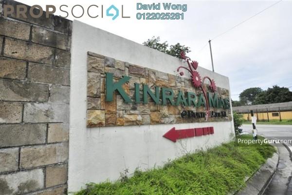 For Sale Condominium at Kinrara Mas, Bukit Jalil Freehold Unfurnished 3R/2B 450k